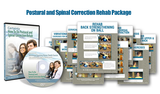 Postural and Spinal Correction Rehab Package