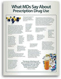 What MD's Say About Prescription Drug Use
