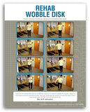 Certainty Rehab - Wobble Disk Rehab Poster