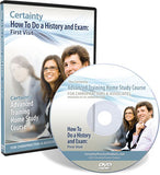 Advanced Training HSC Video Series - How To Do a History and Exam: First Visit