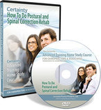 Advanced Training HSC Video Series - How to Do Postural and Spinal Correction Rehab