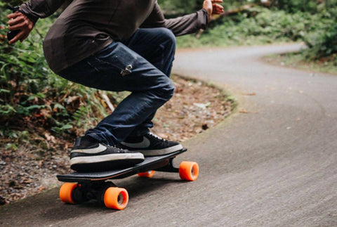 electric skateboard shoes
