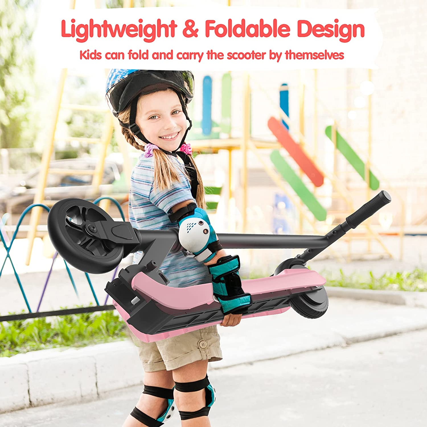 electric scooter for kid