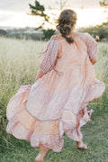 Rae Gown - Peach