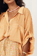 Linda Blouse - Clay