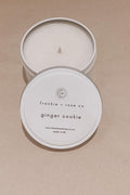 Frankie + Rose Candle Tin - Ginger Cookie