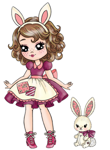 cottontail doll