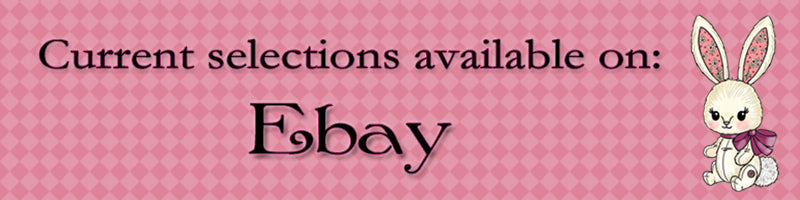 Cottontail Doll Designs on Ebay