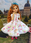 Fanciful Rose - dress for 45cm BJD