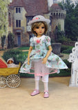 Sunday Rose - dress for 45cm BJD