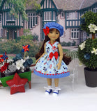 American Minnie - dress for Ruby Red Fashion Friends doll