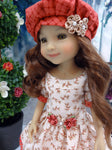 Autumn Berries - dress for Ruby Red Fashion Friends doll