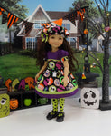 Creepy Crawlies - dress for Ruby Red Fashion Friends doll