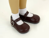 Simple Mary Jane Shoes - 58mm
