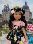 Garden Rose - dress for Ruby Red Fashion Friends doll