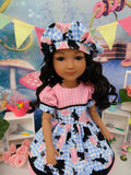 Gingham Wonderland - dress for Ruby Red Fashion Friends doll