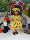 Halloween Kitty - dress for Ruby Red Fashion Friends doll