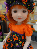 Halloween Night - dress for Ruby Red Fashion Friends doll