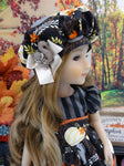 Harvest Squirrel - dress for Ruby Red Fashion Friends doll