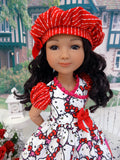 Hello Kitty - dress for Ruby Red Fashion Friends doll