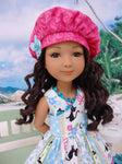Island Kitty - dress for Ruby Red Fashion Friends doll