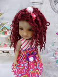 Land of Sweets - dress for Ruby Red Fashion Friends doll