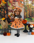 October Owl - dress for Ruby Red Fashion Friends doll