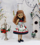 Playful Penguins - dress for Ruby Red Fashion Friends doll