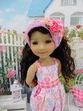 Playtime Pink - romper for Ruby Red Fashion Friends doll