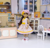 Popsicle Stand - dress for Ruby Red Fashion Friends doll