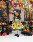 September Robin - dress for Ruby Red Fashion Friends doll