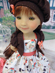 Siamese Kitten - dress & jacket for Ruby Red Fashion Friends doll