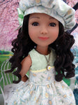 Summer Daisy - dress for Ruby Red Fashion Friends doll