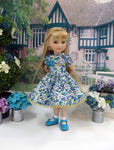 Summer Meadow - dress for Ruby Red Fashion Friends doll