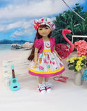 Summer Sweets - dress & jacket for Ruby Red Fashion Friends doll