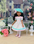 Unicorn Fields - dress for Ruby Red Fashion Friends doll