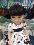 Walk the Dog - dress for Ruby Red Fashion Friends doll