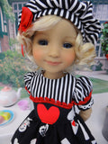 Wonderland Tea Party - dress for Ruby Red Fashion Friends doll