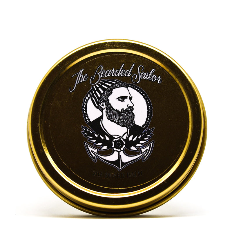 Anchors Aweigh The Bearded Sailor Beard Balm