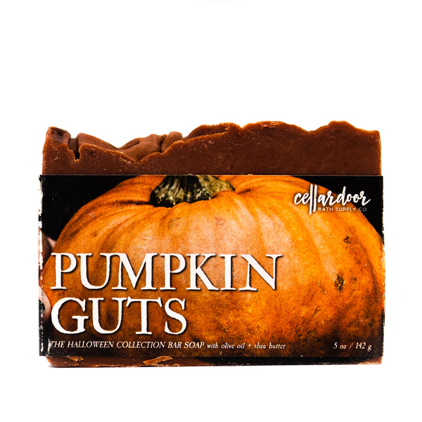 Cellar Door Pumpkin Guts