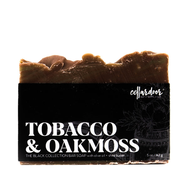 Cellar Door Tobacco + Oakmoss