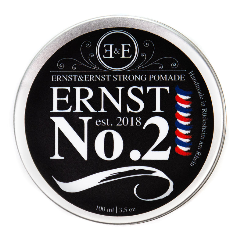 Ernst & Ernst No. 2 Pomade Smokey Orange