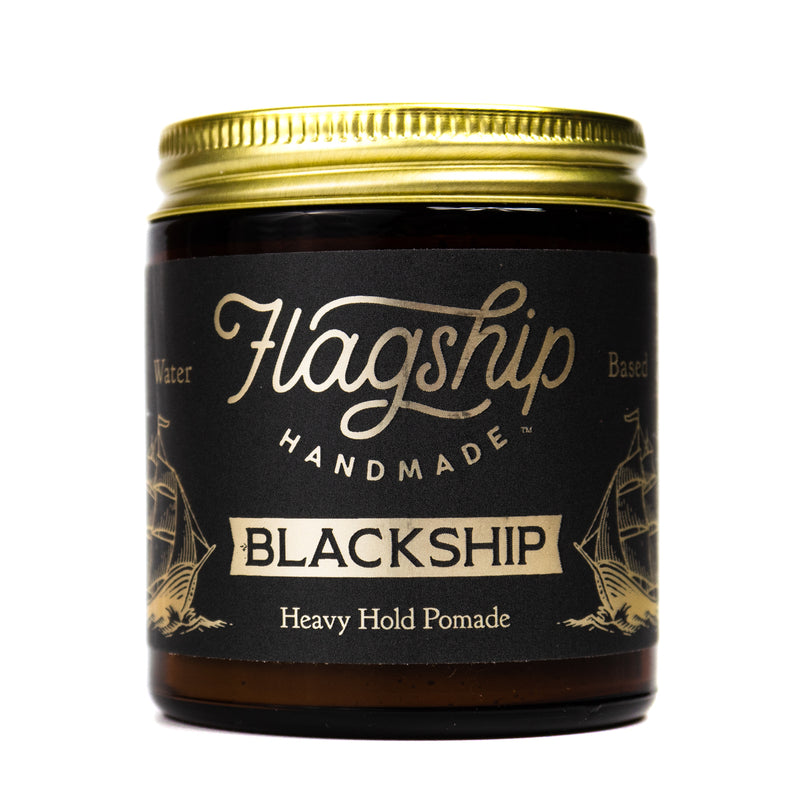 Flagship Black Ship Water Based Pomade