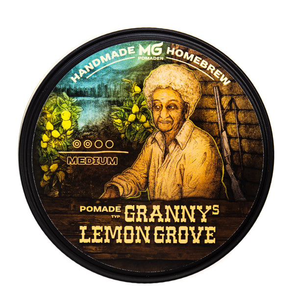 MG Pomaden Granny's Lemon Grove – Medium Pomade