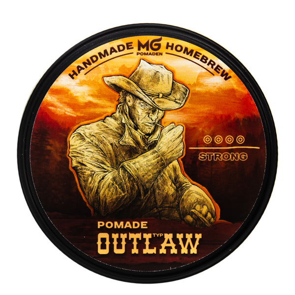 MG Pomaden Outlaw – Strong Pomade