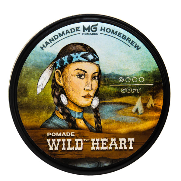 MG Pomaden Wild Heart – Soft Pomade