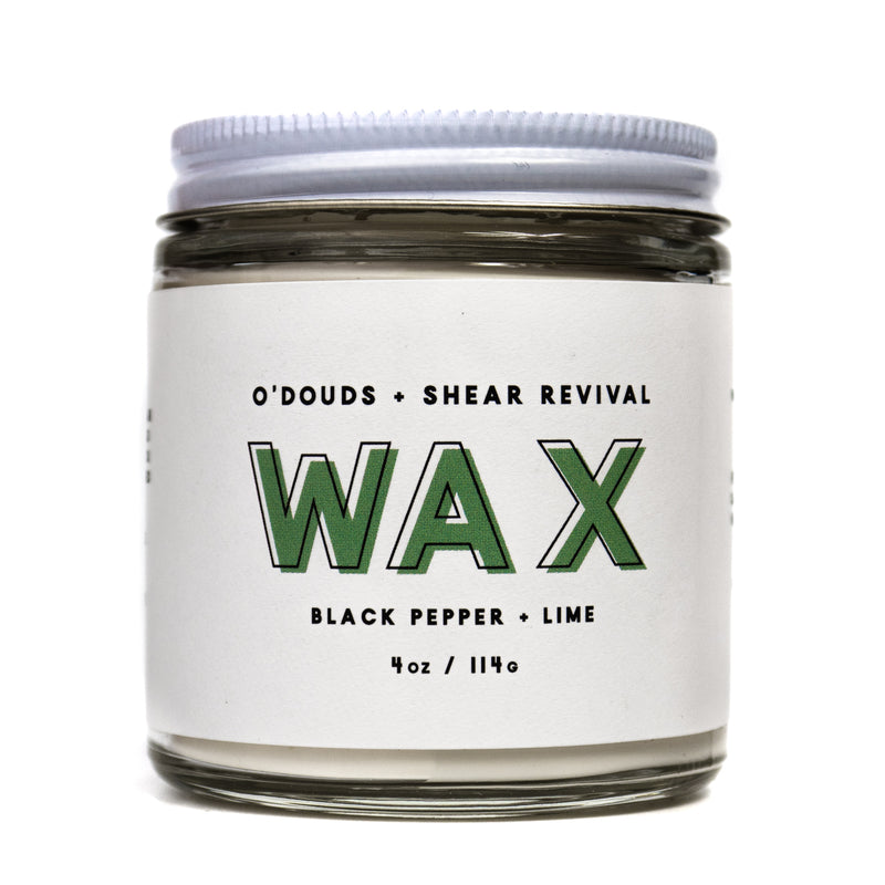 O'Douds x Shear Revival Wax