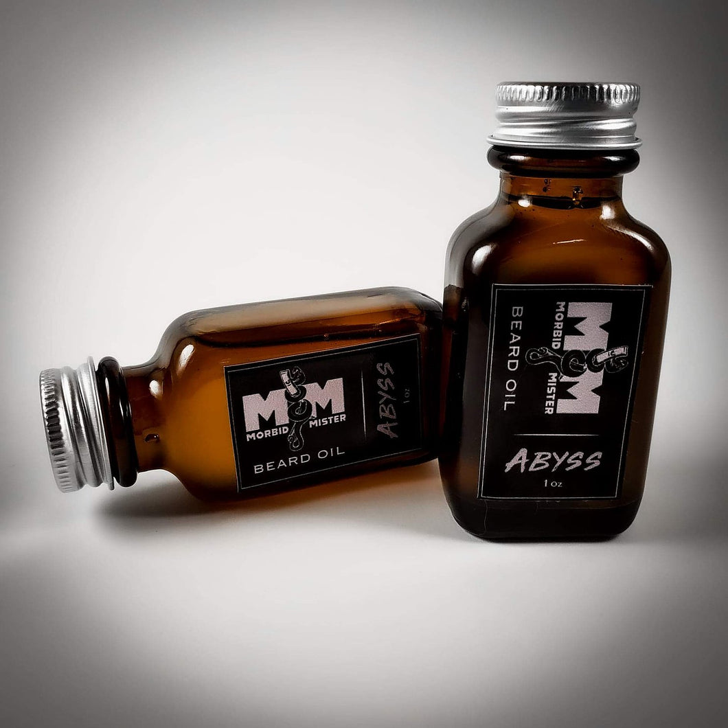 Abyss Beard Oil 1oz