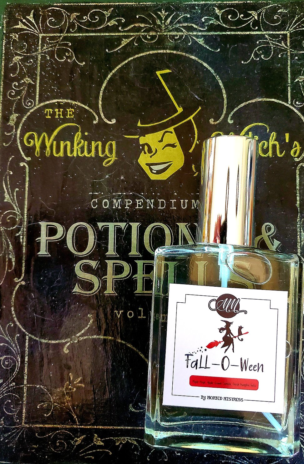 Fall-O-Ween Perfume 4oz