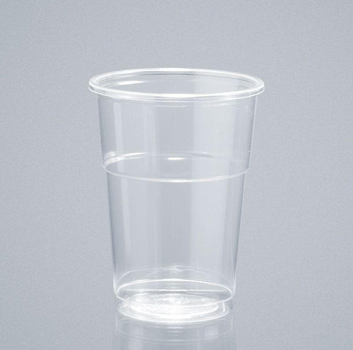 Recyclable Plastic Small Glass Tumbler 250ml- Polypropylene